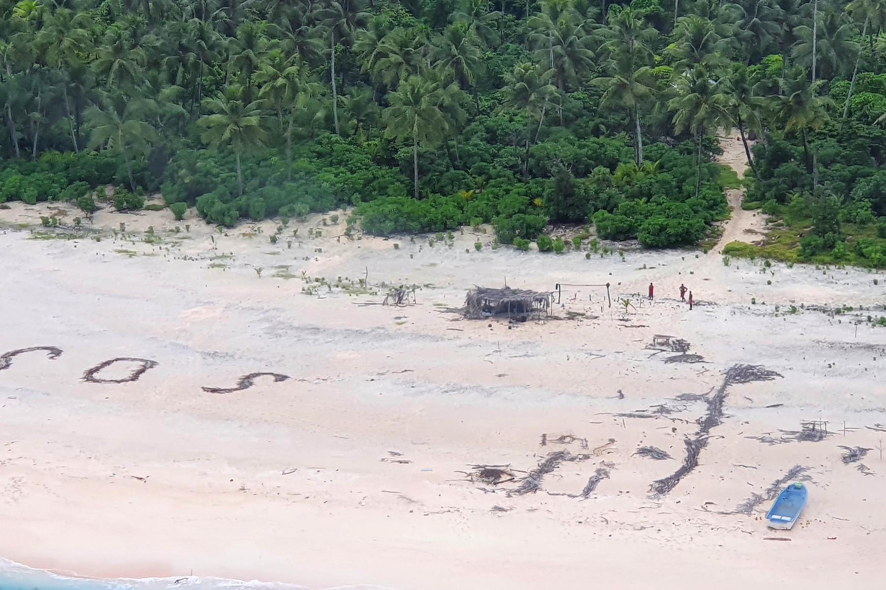 SOS s plaže