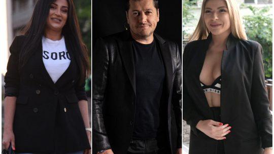 Andreana Cekic Aco Pejovic i Vanja Mijatovic