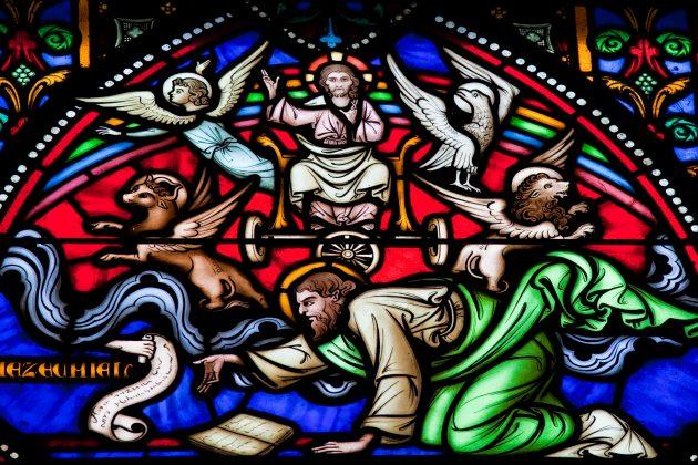 Prorok Jezekilj, proročanstvo, Biblija