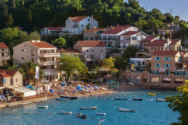 Crna Gora, Pržno