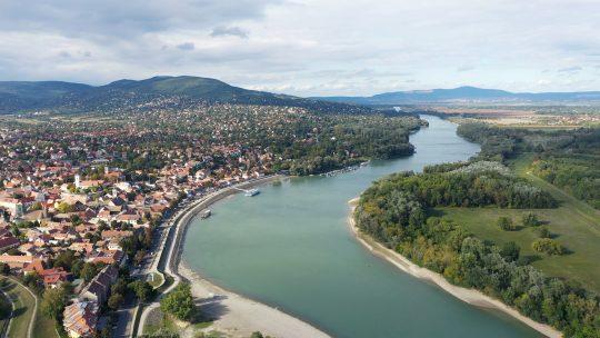 Glavni gradovi na Dunavu