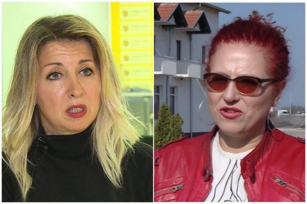 Suncica Ivanovic i Suzana Milutinovic