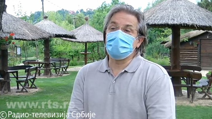 srpski naučnik u NASI