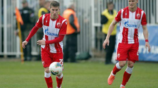 Na spisku mlade reprezentacije Srbije nalaze se po trojica igrača Mančester sitija i Crvene zvezde