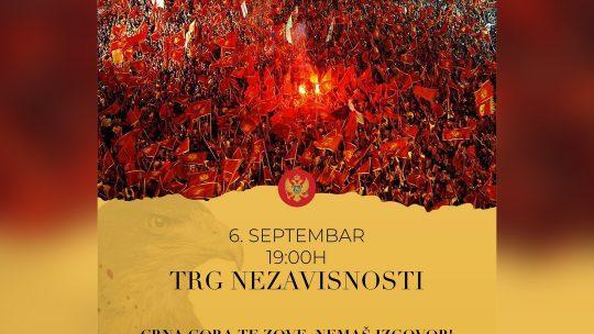 Poziv Crna Gora te zove, nemas izgovor