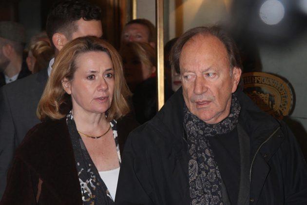 Goran Paskaljevic sa zenom Kristinom