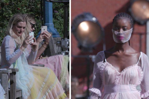 Zaštitne maske postaju modni detalji
