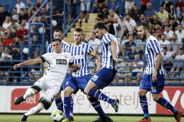 Fudbaler Budućnosti iz Podgorice vodi borbu za igračima Partizana