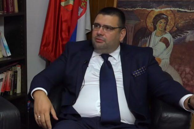 Dragoslav Ljubičanović Foto: Printscreen/YouTube/Centar - kanal SRBIN info portala