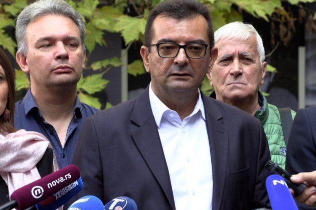 Veselinović: Izbor generalnog direktora RTS-a je farsa