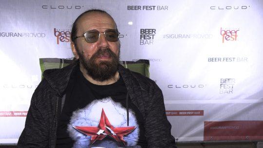 Milan Đurđević: Nadam se da će država da pomogne umetnicima