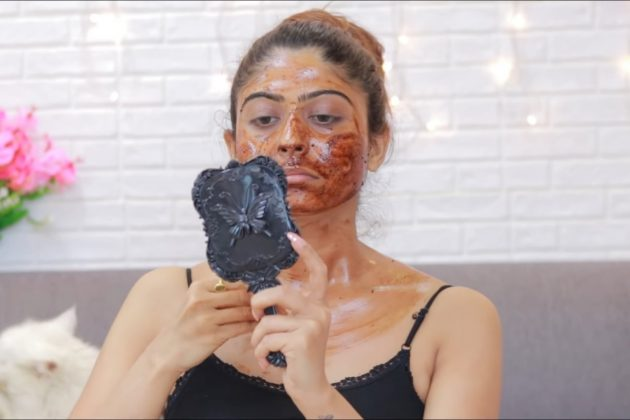 My Weekly Pamper Routine Body Scrub, Hair Care, Skin Care, Hair Removal Rinkal Soni - YouTube - 1 43(1)