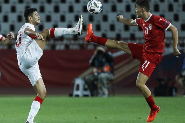 Filip Đuričić startuje na loptu