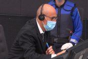 Mustafa Salih sudjenje u Hagu, Hag