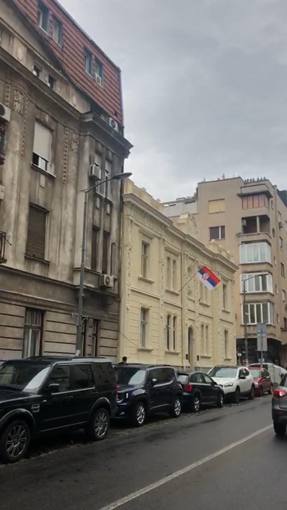 Zgrade koje ce se navodno rusiti na Vracaru