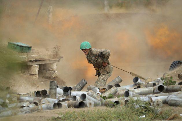 rat azerbejdžan jermenija