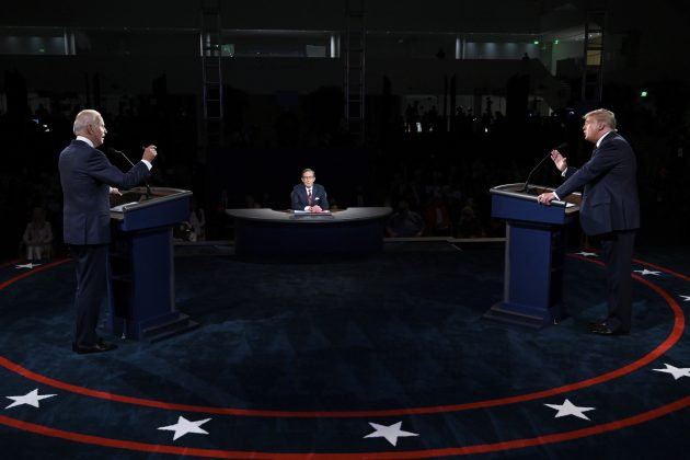 Debatu je moderirao Kris Valas sa Foks njuza.