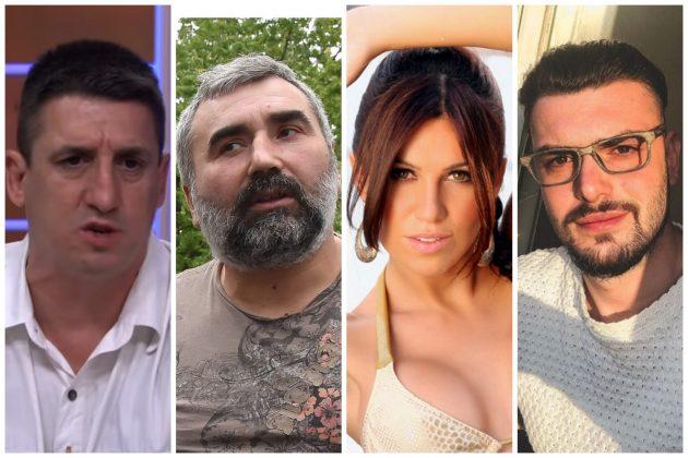 Kristijan Golubović, Miki Đuričić, Stanija Dobrojević, Toma Panić kombo