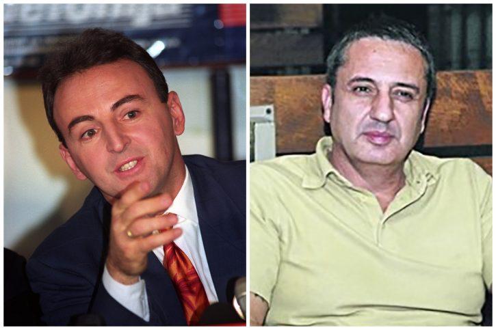 Andrija Drašković, Željko Ražnatović Arkan