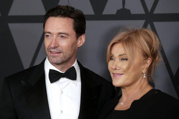 Hju Džekmen sa ženom