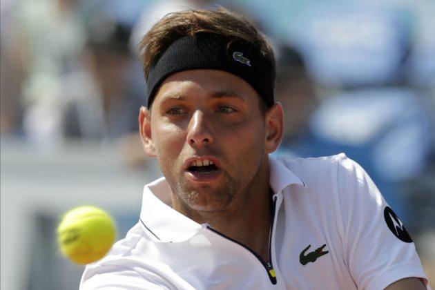 Filip Krajinović na startu US Opena igra protiv Mikaela Imera