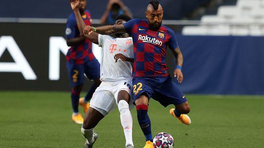 Arturo Vidal ide iz Barselone u Inter kao slobodan igrač