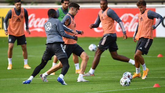 Kai Haverc napustio je trening kamp reprezentacije Nemačke kako bi potpisao za Čelsi