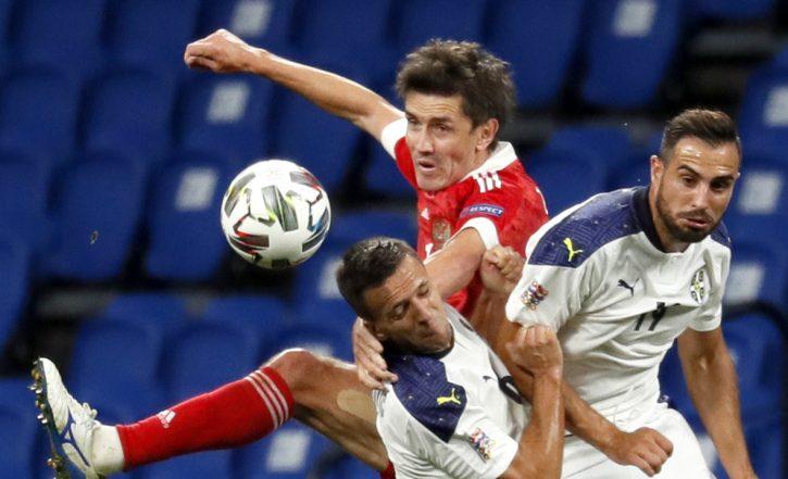 Aleksandar Mitrović jedini zaslužuje prelaznu ocenu protiv Rusije, ostali fudbaleri Srbije prilično su podbacili