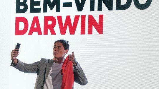 Darvin Nunjes je najskuplje pojačanje u istoriji Benfike