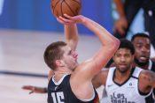 Nikola Jokić i Denver igraju majstoricu protiv Klipersa za istoriju NBA plej-ofa