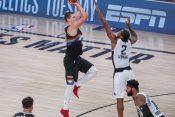 Sjajne reakcije Nikole Jokića, ples, đuskanje, i uvek prava NBA zabava