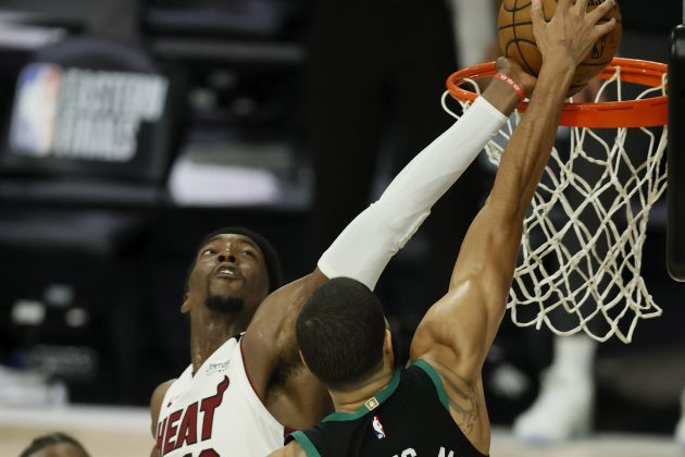 Majami je posle produžetka pobedio Boston na startu finala NBA plej-ofa Istoka