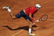 Dušan Lajović pobedio je Miloša Raonića i igraće protiv Rafaela Nadala u 3. kolu Mastersa u Rimu