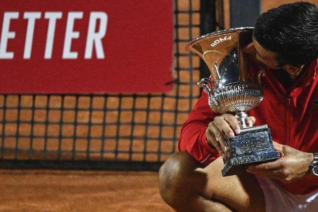Novak Đoković posle osvajanja Rima govorio i o izbacivanju sa US Opena