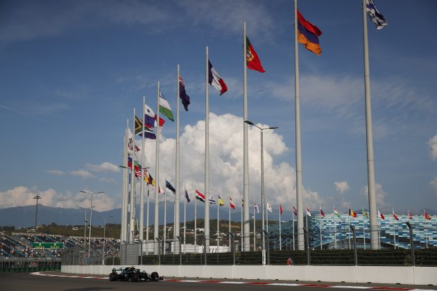 Formula 1 Rusija