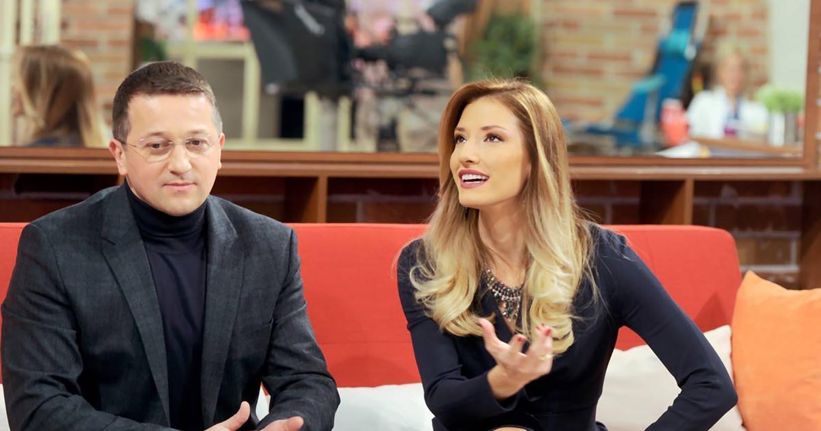 Srdjan Predojevic i Jovana Joksimovic