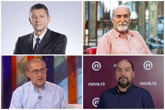 Jugoslav Cosic, Milan Mica Culibrk, Filip Svarm, Dragoljub Draza Petrovic kombo