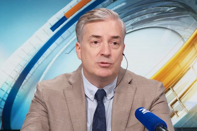 Lazar Marićević Foto: N1