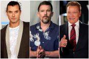 Ethan Hawke, Gavin Rossdale, Arnold Schwarzenegger