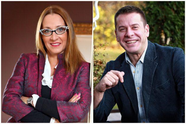 Tanja Vojtehovski i Vlado Georgiev