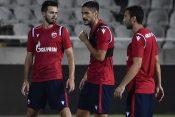 Zvezda odradila poslednji trening pred Omoniju, Stanković može da računa na sve igrače