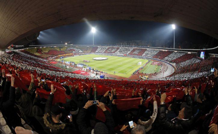 Stadion Crvene zvezde slavi 57. rođendan
