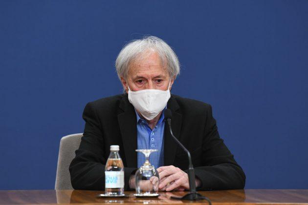 dr Mijomir Pelemiš Foto: Goran Srdanov/Nova.rs