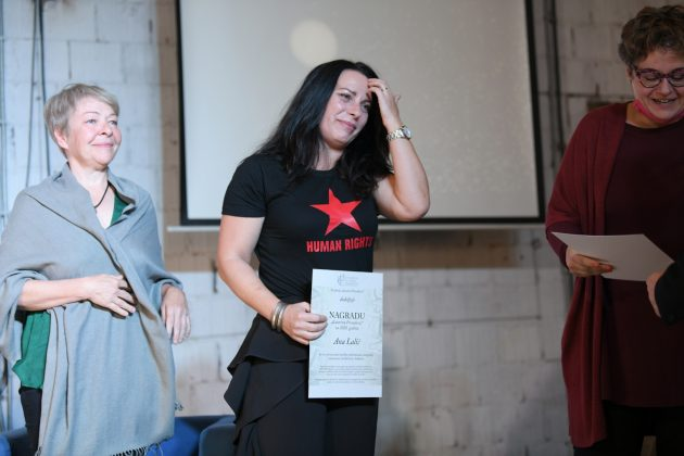 Tamara Spaic, Ana Lalic, Tamara Skrozza