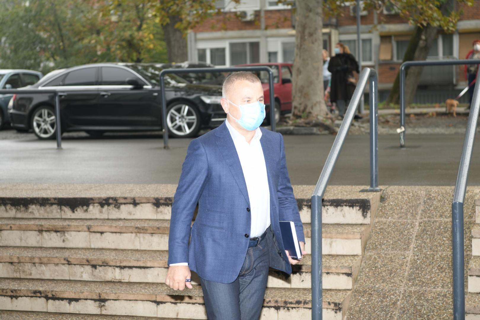 Milosav Miličković Foto: Dragan Mujan/Nova.rs