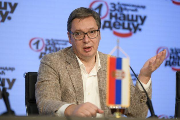 Aleksandar Vučić Foto: Dragan Mujan/Nova.rs