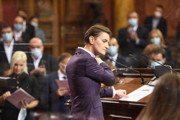 Ana Brnabić Foto: Filip Krainčanić/Nova.rs