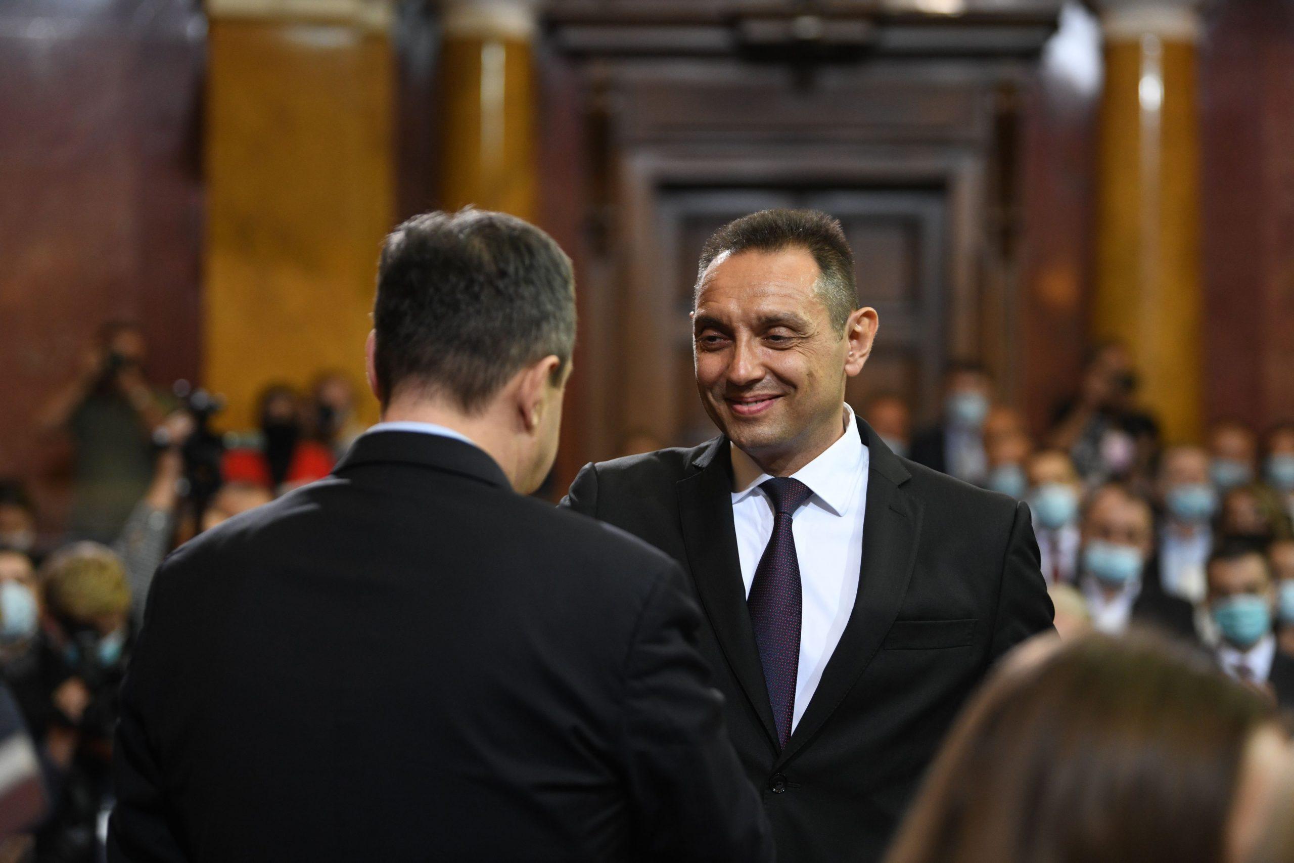 Aleksandar Vulin Foto: Filip Krainčanić/Nova.rs