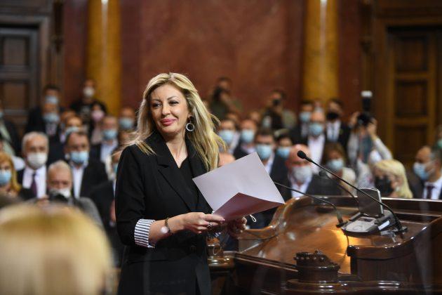 Jadranka Joksimović Foto: Filip Krainčanić/Nova.rs