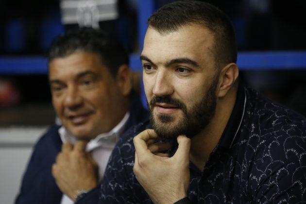 Nikola Peković ima koronavirus, smešten u bolnicu